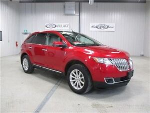 2012 Lincoln MKX AWD Navigation, Moon Roof