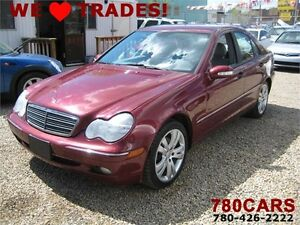 2003 Mercedes-Benz C240 All-wheel Drive - YES WE DO TRADES!