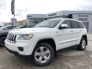 2011 Jeep Grand Cherokee Overland 4WD | Air Suspension | Navigat
