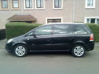 **Vauxhall Zafira Design 1.9CDTI**1 Year Mot*New Timing belt** Good Condition