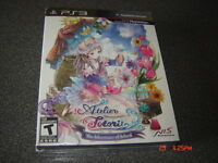 ATELIER TOTORI LIMITED EDITION PLAYSTATION 3 NEUF SEALED RARE