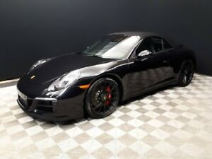 2019 Porsche 911 Carrera GTS Cabriolet | Premium PLUS | 18-way S