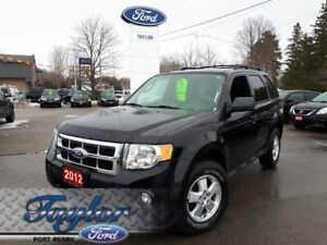 2012 Ford Escape XLT *4 CYLINDER* *CLEAN*