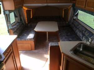 2004 Jayco Expanda 16.49-1 with A/C Edmonton Cairns City Preview