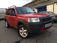 Land Rover Freelander 2.0 TD4 Serengeti 5dr AUTOMATIC DIESEL CLEAN CAR+4X4+INVOICES