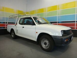 1999 Mitsubishi Triton MK GLX White 4 Speed Automatic Wangara Wanneroo Area Preview