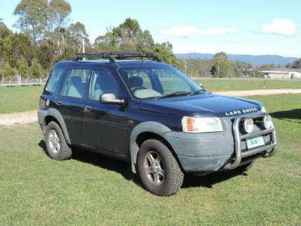 2005 Land Rover Freelander Wagon Latrobe Latrobe Area Preview