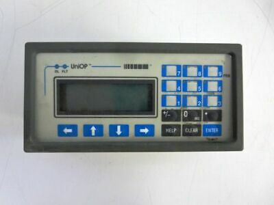 Uniop Md03r-04-0050 Compact Hmi Devices With 9 Function Keys Numerical Keypad