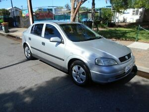 2002 Holden Astra TS CD Silver 4 Speed Automatic Hatchback Somerton Park Holdfast Bay Preview
