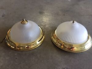 Inside Ceiling Light Fixtures For Sale / 2 styles