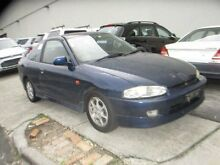 2001 Mitsubishi Lancer CE GLXi Blue 5 Speed Manual Coupe Moorabbin Kingston Area Preview