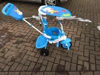 Fisher Price Smart Trike - Blue