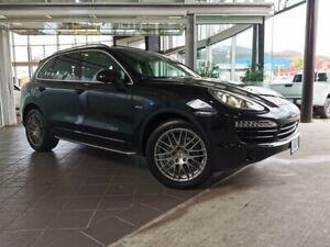 2010 Porsche Cayenne 92A MY11 Diesel Tiptronic Black 8 Speed Sports Automatic Wagon North Hobart Hobart City Preview