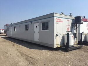 2014 12' x 58' Skid Mounted Office
