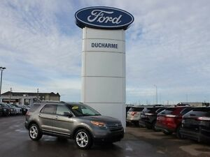 2013 Ford Explorer Ltd, Tow package, 2nd Row Captain chairs.