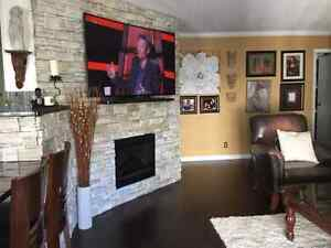 Furnished River Valley Condo