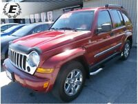 2007 Jeep Liberty Limited Edition WITH SUNROOF, LEATHER