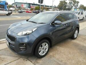 2017 Kia Sportage QL MY17 Si 2WD Blue 6 Speed Sports Automatic Wagon Fyshwick South Canberra Preview
