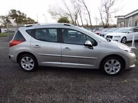 Peugeot 207 1.6 HDi 110 SW Sport, 1 Owner, Absolutely Immaculate Throughout, Try and Find One Better