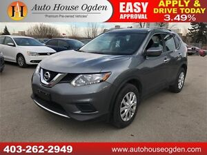 2016 Nissan Rogue S  AWD BACK-UP CAMERA ONLY 11K!!!