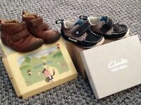 Clarks/start rite shoes