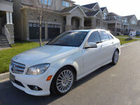 Excellent Condition-2010 Mercedes-Benz C250 4Matic - Sports Pack