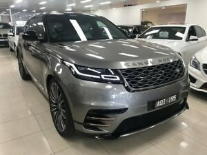 2017 Land Rover Range Rover Velar L560 MY18 P380 AWD First Edition Grey 8 Speed Sports Automatic