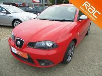 Seat Ibiza 1.9TDI 130 2007 FR, 1 Owner From New, 43,000 Miles