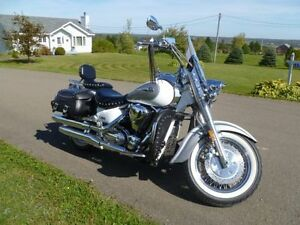 2004 Yamaha Roadstar Special Edition, only 300 made