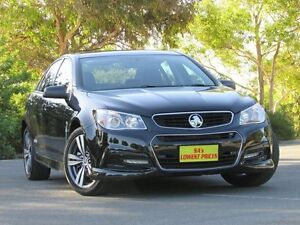 2015 Holden Commodore VF MY15 SS Black 6 Speed Sports Automatic Sedan Blair Athol Port Adelaide Area Preview