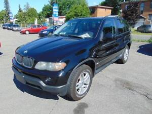 2005 BMW X5 3,0i MAKE AN OFFER