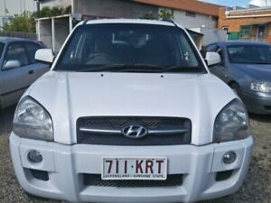 2006 Hyundai Tuscon City Wagon 4cyl Auto Nundah Brisbane North East Preview