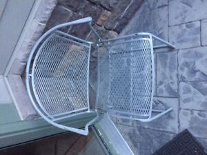 Wrought Type Patio Chair
