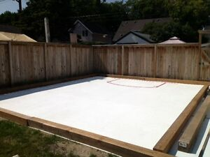 Home Hockey and Skating Rink Solutions - Boards Kitchener / Waterloo Kitchener Area image 1