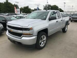 NEW 2018 Chevrolet Silverado 1500 CUSTOM 4x4 0 % finance
