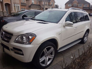 2011 Mercedes-Benz GL-Class AMG SUV, Crossover