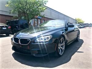 2014 BMW M6 CONVERTIBLE, DRIVE ASSIST PACKAGE