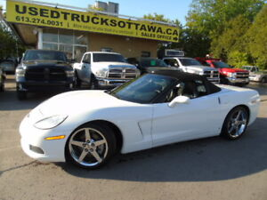 2008 Chevrolet Corvette Convertible /Automatic/NAV/HUD!