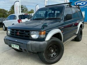 2000 Mitsubishi Pajero NL Escape Green 4 Speed Automatic Wagon Greenslopes Brisbane South West Preview