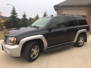 2006 Chevrolet Trailblazer Gray SUV, Crossover