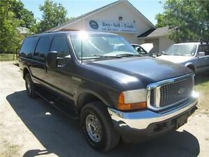 2000 Ford Excursion 7.3 DIESEL with GPS