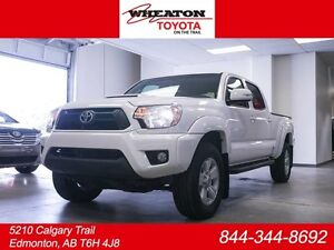 2015 Toyota Tacoma TRD Sport, Side Steps, Heated Seats, Touch Sc