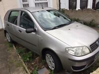 Fiat Punto 1.2 ltr, low mileage, very good fuel average, well maintained Powerful engine, long mot