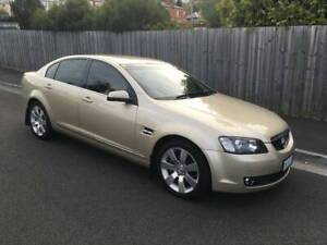 2007 HOLDEN CALAIS V (SIX CYLINDER AUTO) North Hobart Hobart City Preview