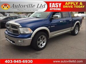 2009 Dodge Ram 1500 LARAMIE LEATHER SUNROOF