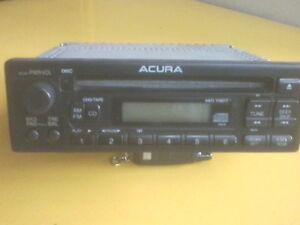 RADIO D'ORIGINE ACURA 1999 À 2002