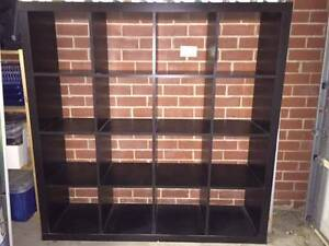 Ikea Kalax Shelving Unit (Brown) Drummoyne Canada Bay Area Preview