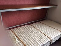 signal Wental fold up bed Bed 6ft x 3Ft