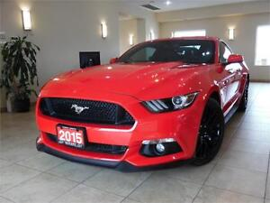 2015 Ford Mustang GT Premium Fastback|GT Performance PKG!