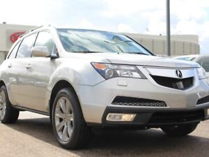 2012 Acura MDX ELITE, HEATED FRONT / MID SEATS, COOLED SEATS, NA